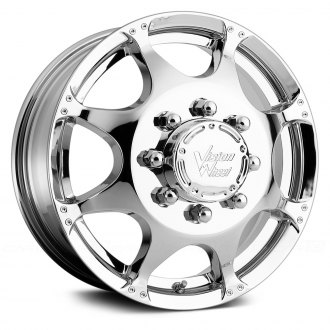 VISION® - CRAZY EIGHTZ DUALLIE Chrome