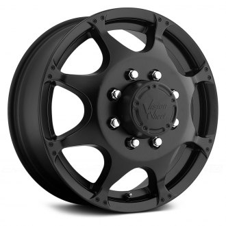 VISION® - CRAZY EIGHTZ DUALLIE Matte Black