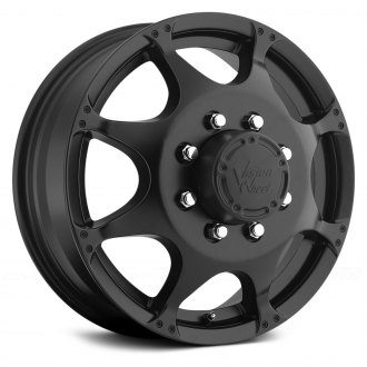 VISION® - CRAZY EIGHTZ Matte Black