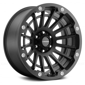 VISION OFF-ROAD® - 417 CREEP Satin Black