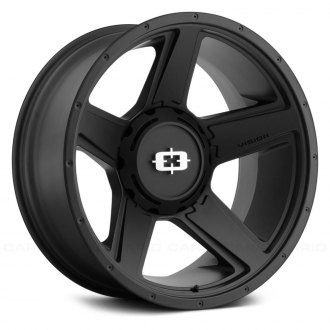 VISION OFF-ROAD® - EMPIRE Satin Black