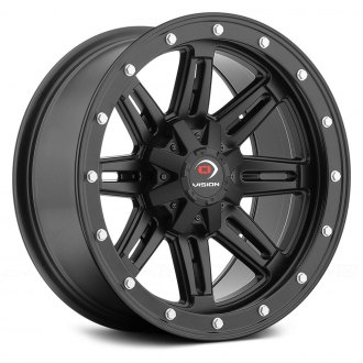 VISION® - FIVE-FIFTY Matte Black