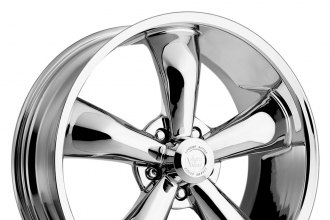 "VISION® - LEGEND 5-142 Chrome (22"" x 9.5"", +38 Offset, 5x114.3 Bolt Pattern, 83mm Hub)"