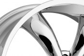VISION® - LEGEND 6-142 Chrome Close-Up