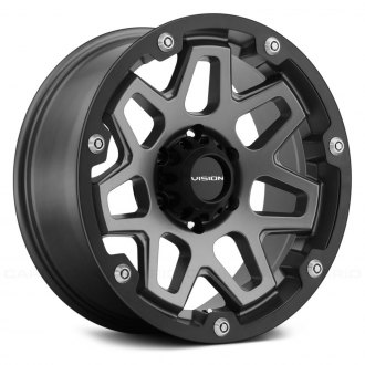 VISION OFF-ROAD® - 416 SE7EN Gunmetal