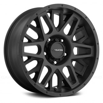 VISION OFF-ROAD® - 388 SHADOW Satin Black