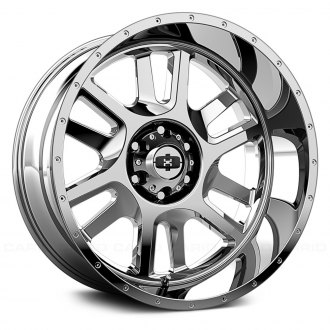 VISION OFF-ROAD® - 419 SPLIT Chrome