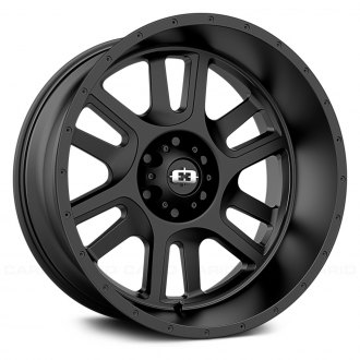 VISION OFF-ROAD® - 419 SPLIT Satin Black