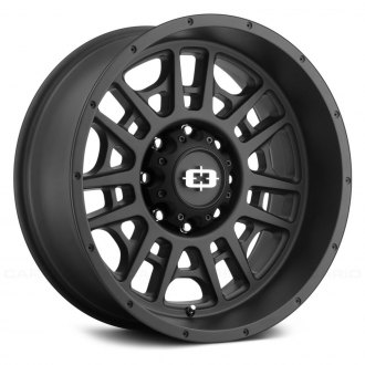VISION OFF-ROAD® - 418 WIDOW Matte Black