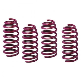 "Vogtland® - 1"" x 1"" Sport Front and Rear Lowering Coil Springs"