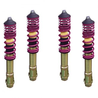 "Vogtland® - 1.5""-2.8"" x 1.5""-2.8"" Front and Rear Lowering Coilover Kit"