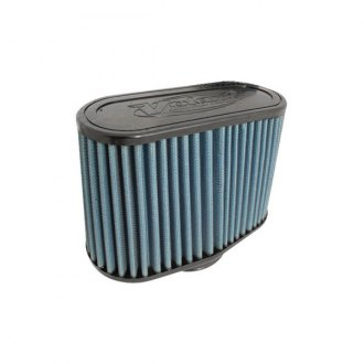 Volant® - Pro 5 Oval Tapered Blue Air Filter
