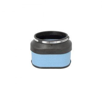 "Volant® - PowerCore® Oval Straight Blue Air Filter (7"" FIL x 5.75"" FIW x 9.5"" BOL x 6"" BOW x 9.5"" TOL x 6"" TOW x 7.5"" H)"