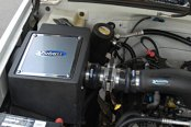 VOLANT® - CAI Kit with Donaldson® PowerCore™ Filter - Installed