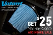 Volant Special Offers
