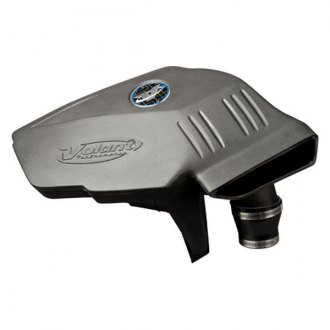 Volant® - Plastic Black Cold Air Intake System with Donaldson PowerCore® Blue Filter