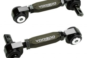 Voodoo 13® RCHN-0200HG - Hard Green Rear Camber Arms