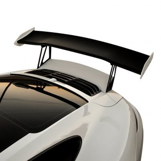 Vorsteiner® - V-RT Aero Rear Wing Blade with Aluminum Uprights and Decklid