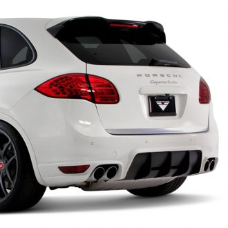 Vorsteiner® - V-CT Aero Carbon Fiber Rear Bumper Cover DVWP with Diffuser
