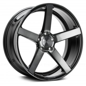 VOSSEN® - CV3-R Gloss Black with Tinted Face