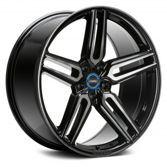 VOSSEN® - HF-1 Gloss Black with Tinted Face