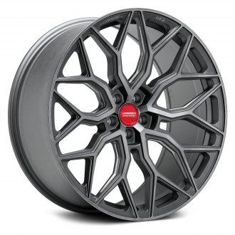 VOSSEN® - HF-2 Matte Gunmetal with Tinted Face