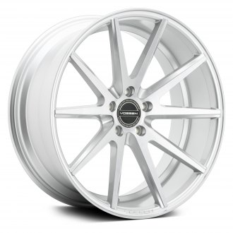 VOSSEN® - VFS-1 Silver with Brushed Face