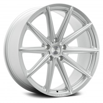VOSSEN® - VFS-10 Silver with Polished Face
