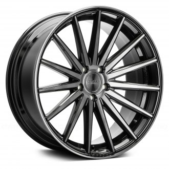 VOSSEN® - VFS-2 Gloss Black with Tinted Face