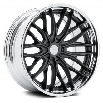 VOSSEN® - VWS-2 STEP LIP WITH OVERLAPPING SPOKES Custom Finish