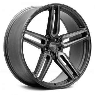 VOSSEN® - HF-1 Matte Gunmetal with Tinted Face