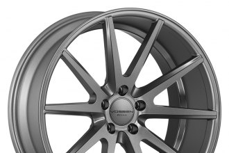 "VOSSEN® - VFS1 Matte Graphite (20"" x 10.5"", +45 Offset, 5x114.3 Bolt Pattern, 73.1mm Hub)"