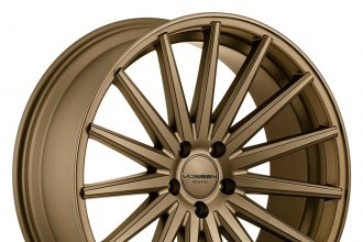 "VOSSEN® - VFS2 SATIN Bronze (20"" x 9"", +25 Offset, 5x112 Bolt Pattern, 66.56mm Hub)"
