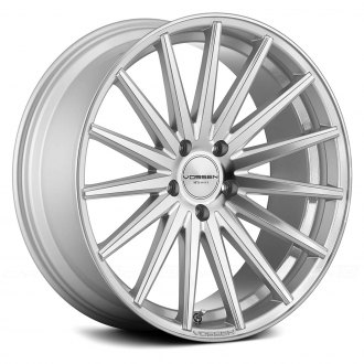 VOSSEN® - VFS-2 Silver with Polished Face