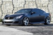 VOSSEN® - VVSCV5 Silver with Mirror Machined Face on Infiniti G37