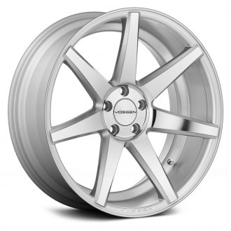 VOSSEN® - VVSCV7 Silver with Mirror Machined Face