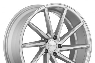 "VOSSEN® - VVSCVT Gloss Silver (20"" x 9"", +35 Offset, 5x120.65 Bolt Pattern, 72.56mm Hub)"
