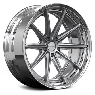 VOSSEN® - VWS-1 Step Lip with Overlapping Spokes
