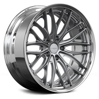 VOSSEN® - VWS-2 Step Lip with Overlapping Spokes