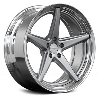 VOSSEN® - VWS-3 Step Lip with Overlapping Spokes