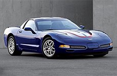 VOXX REPLICA® - C5-Z06 Chrome on Chevy Corvette