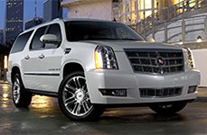 VOXX REPLICA® - NEW ESCALADE Chrome on Cadillac Escalade