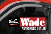 Wade Authorized Dealer