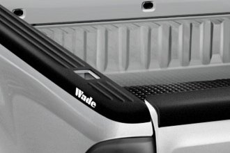 Wade® - Ribbed Side Bed Caps w/o Holes
