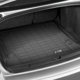 Image may not reflect your exact vehicle! Wade® - Sure-Fit Black Cargo Liner