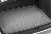 Image may not reflect your exact vehicle! Wade® - Sure-Fit Gray Cargo Mats
