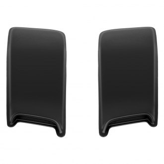 Wade® - Racing Accent Large Double Hood Scoops (Unpainted)