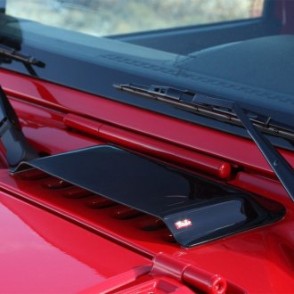 Wade® - Air Intake Smoke Hood Scoop