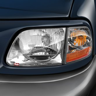 Westin® - Wade Clear Headlight Covers