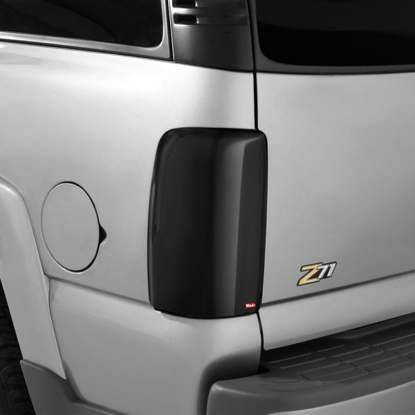 Westin® - Wade Smoke Solid Tail Light Covers
